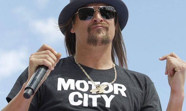 KID ROCK: 'F**K NO, I'M NOT RUNNING FOR SENATE'