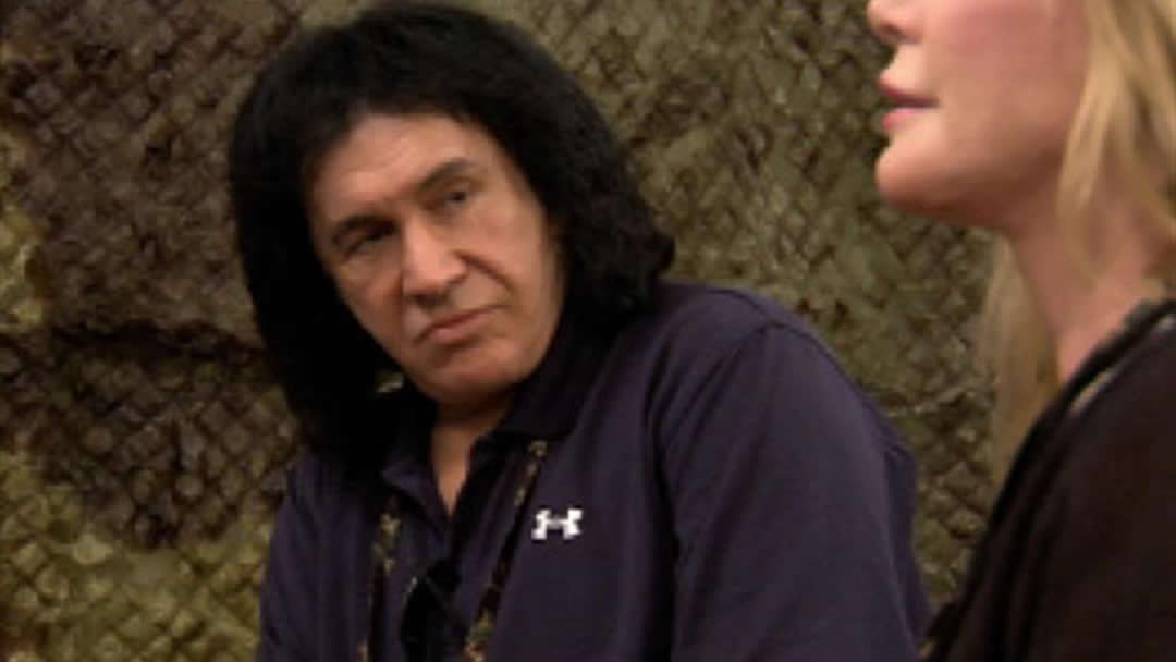 2011 Gene Simmons Finally Marries Shannon Tweed