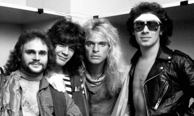 "1984 Rock band Van Halen release their most successful album ""1984"""