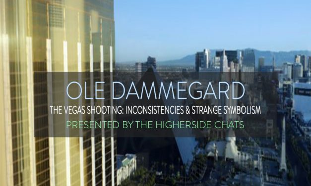 Ole Dammegard | The Vegas Shooting: Inconsistencies & Strange Symbolism