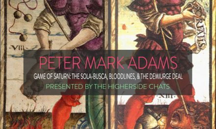 Peter Mark Adams | Game of Saturn: The Sola Busca Tarot, Bloodlines, & The Demiurge Deal